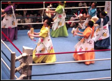 日比友好ボクシングフェスティバル2
