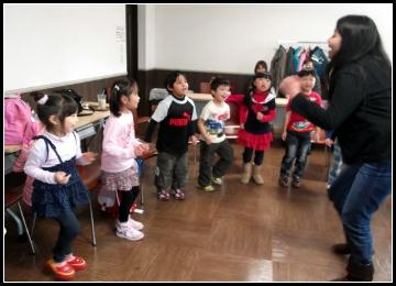 第一回インラヨグ・フィリピンス英語教室1