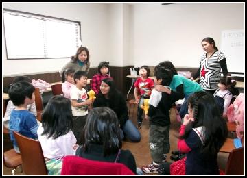 第一回インラヨグ・フィリピンス英語教室2