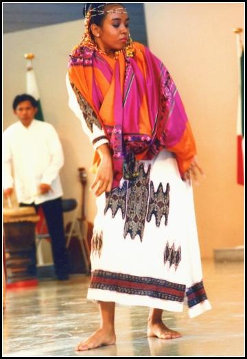 Tribal dance 「トライバルダンス」